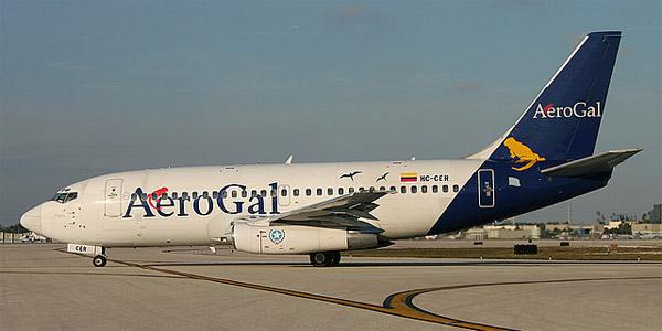 Пассажирский самолет Boeing 737-200 (Боинг-737-200)