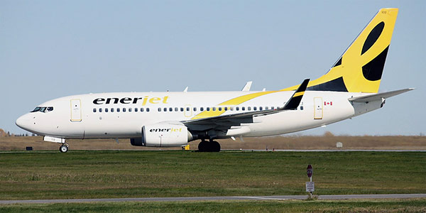 Пассажирский самолет Boeing 737-700 (Боинг-737-700)