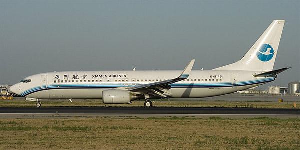 Пассажирский самолет Boeing 737-800 (Боинг-737-800)