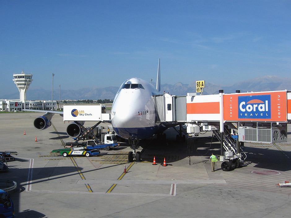 Онлайн табло аэропорта Анталия | Онлайн табло