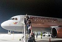 ������ � - ������ � � Germanwings ��� �������� � �������