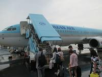 ������ � �����. ����� 2 - Jeju - Seoul (Gimpo) c Korean Air �� B-737-900