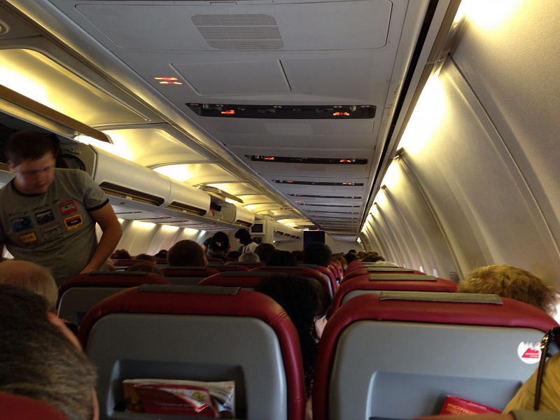 Отзывы об авиакомпании Нордвинд