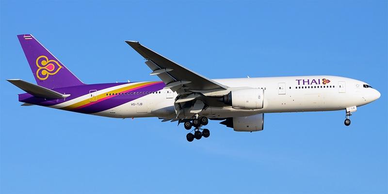 Boeing 777-200 - пассажирский