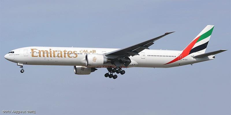Отзывы об авиакомпании Emirates - Airlines Inform