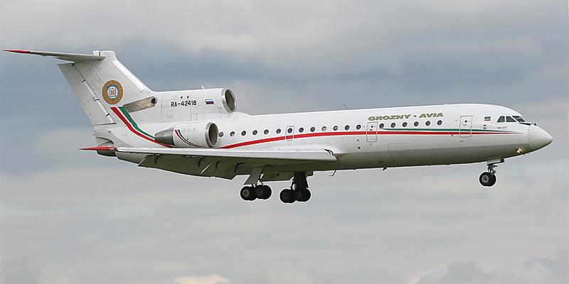Яковлев Як-42 - пассажирский