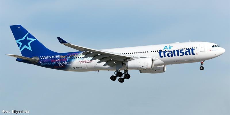 Airbus A330-200 - пассажирский