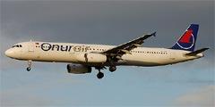 Авиакомпания Onur Air  (Онур Эйр)