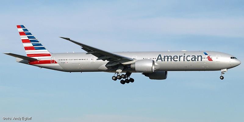 Boeing 777-300 - пассажирский самолет. Фото ...