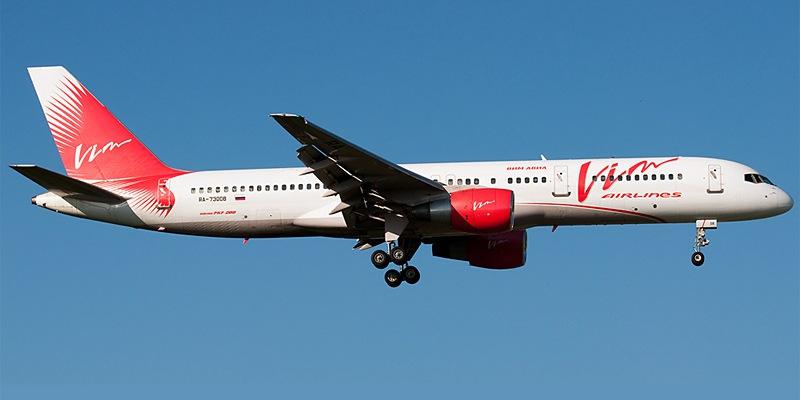 Boeing 757-200 - пассажирский