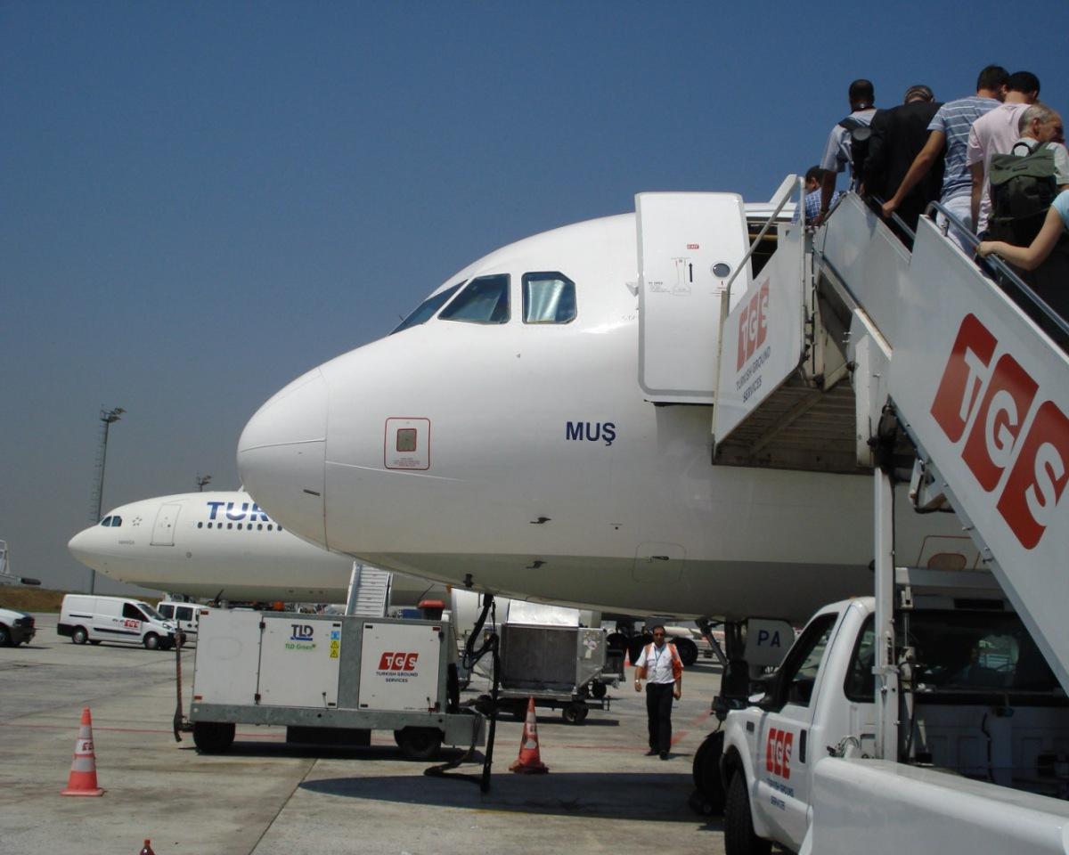 Турецкие авиалинии регистрация на рейс на русском языке