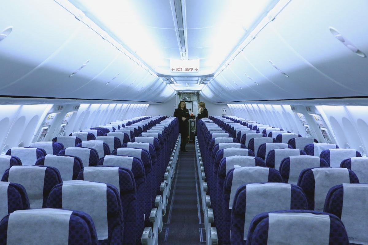 737 900 схема салона