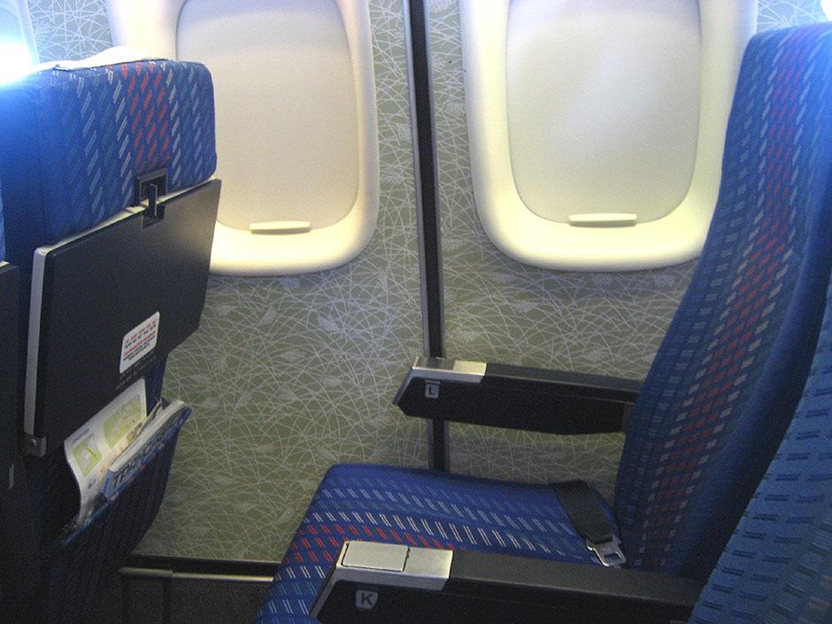 Фото салона Боинг 747-400 Боинг 747-400: характеристики, схема, план салона, вместимость, другая информация для...