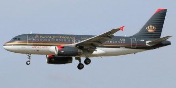 ������������ Royal Jordanian Airlines (����� ���������� ��������)