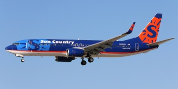 ������������ Sun Country Airlines (��� ������ ��������)