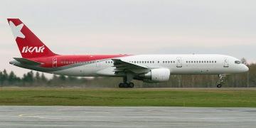 Авиакомпания Икар (Ikar Airlines)