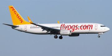 Авиакомпания Pegasus Airlines (Пегасус Эйрлайнз)