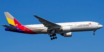 ������������ Asiana Airlines (������ ��������)