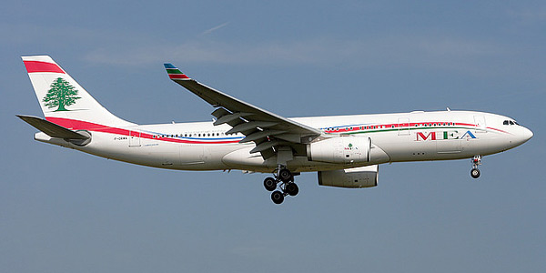 Airbus A330-200 commercial aircraft