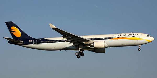 Airbus A330-300 commercial aircraft