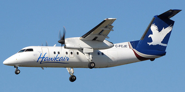 Bombardier Dash 8 Q200 commercial aircraft