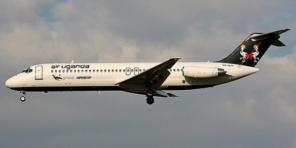 Douglas DC-9 commercial aircraft