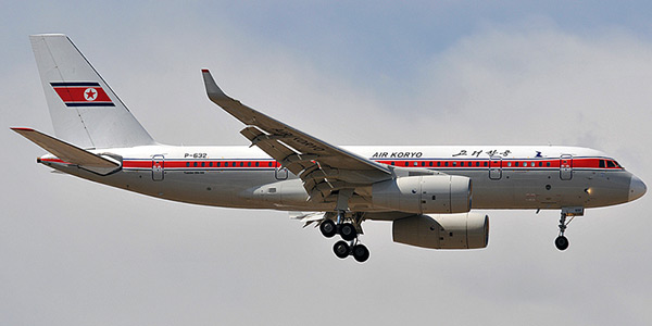 Tupolev Tu-204-300 commercial aircraft