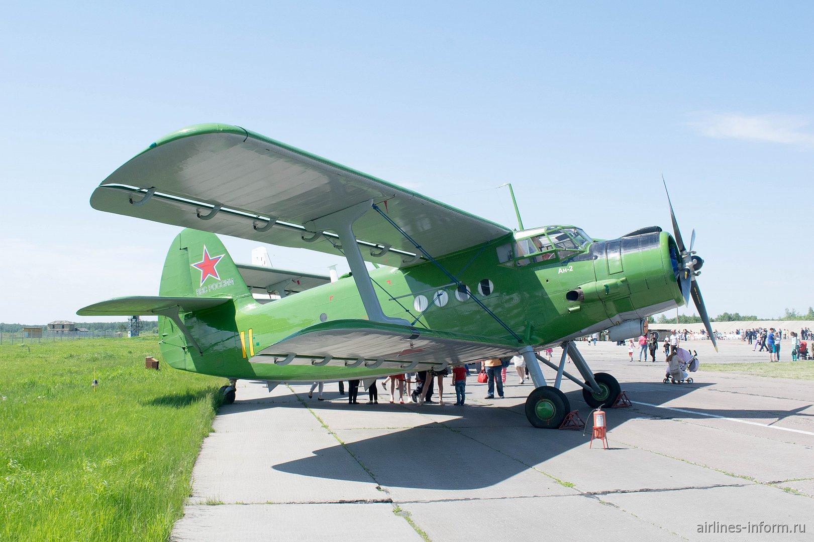 Самолет Ан-2 ВВС России