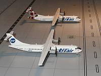 JC Wings: ATR 72 UTair в масштабе 1:200