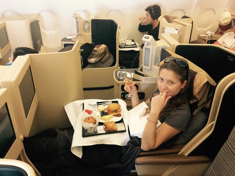 Летаем с комфортом: как превратить длинные перелеты в удовольствие